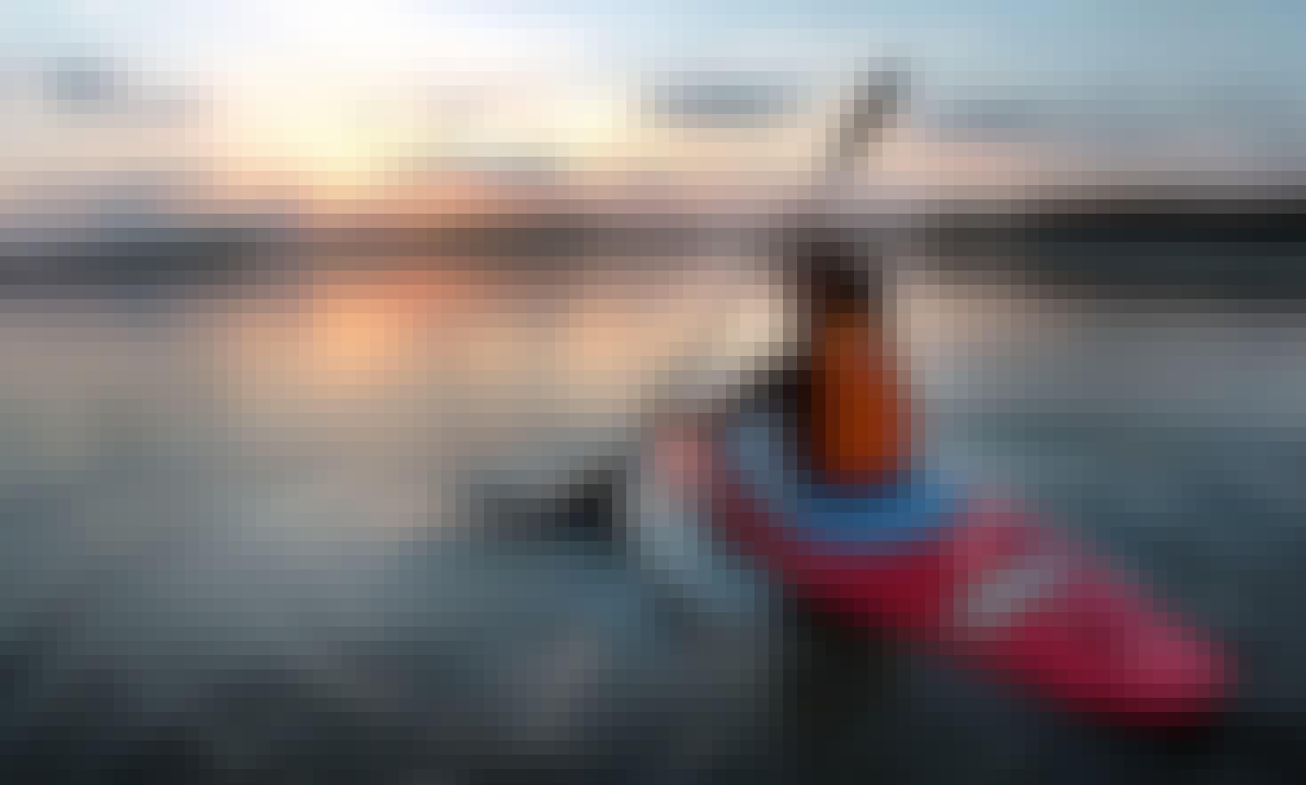 Sit in Top Kayak Rental on Trout Lake, Ontario