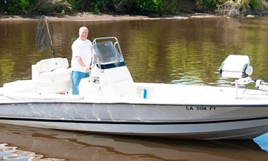 24' Center Console In St Bernard, Louisiana United States