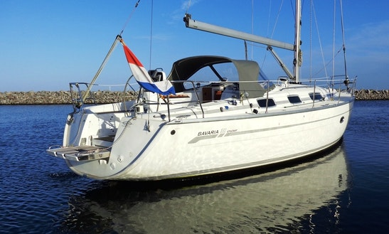 Bavaria Cruiser 38 Cruising Monohull Rental In Saint-mandrier-sur-mer, France