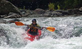 Costa Rica Adventure   by Kayak