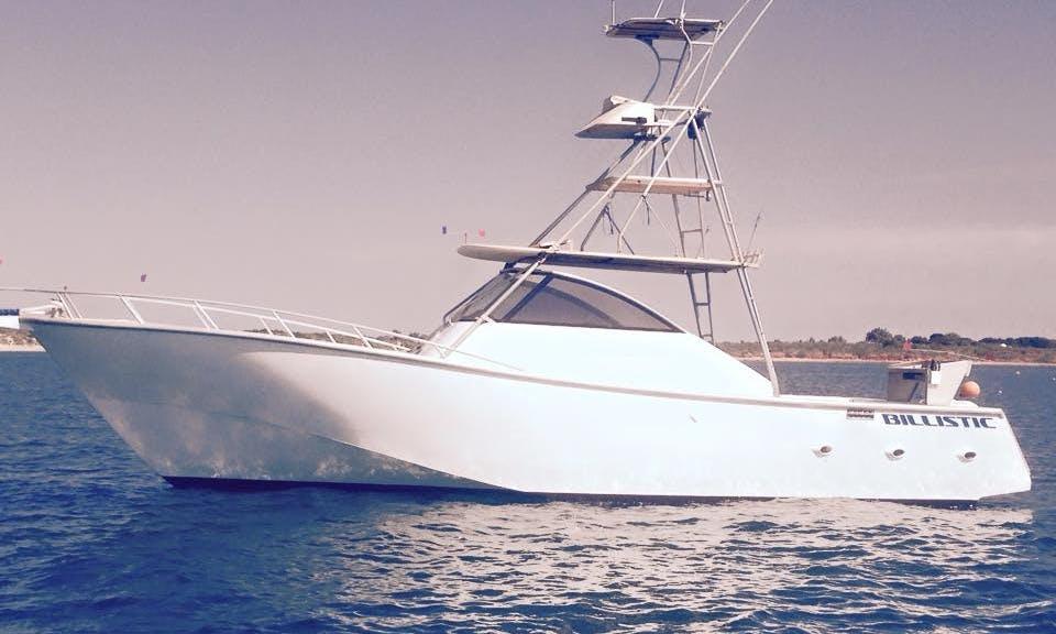 Sailfish Fishing Charter in Minyirr
