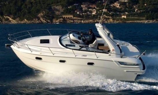 Bavaria 28 Sport Motor Yacht Rental In Saint-mandrier-sur-mer, France