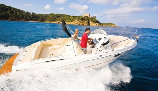 Bayliner Avanti 8 Boat Rental In France