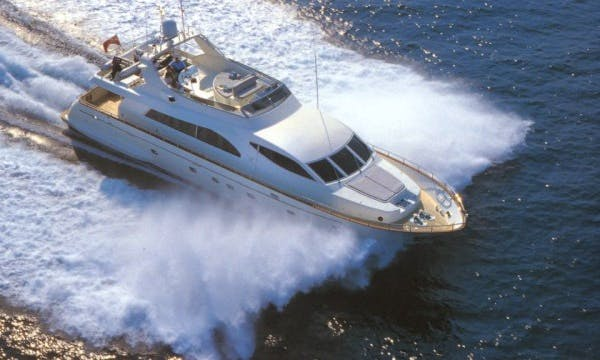 "Charter ""CTM Falcon 86"" Motor Yacht In France"