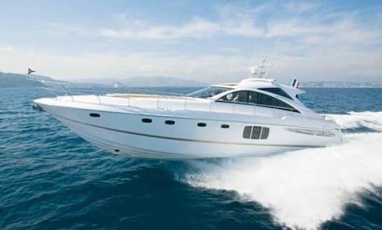 Charter 64' Targa Motor Yacht  In France