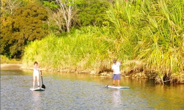Stand Up Paddle Boarding in Costa Rica