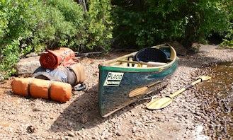 Canoe RentalS at Saranac Lake, NY