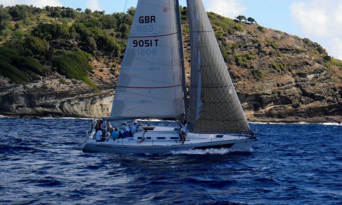 Cruising Monohull Rental in English Harbour