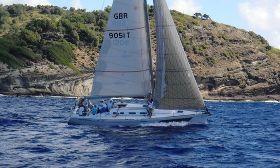 Cruising Monohull Rental In English Harbour