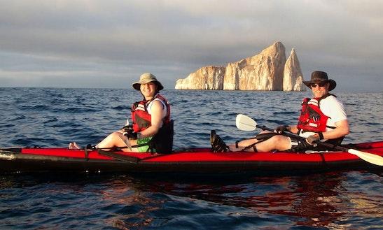 Kayaking Tour  In Vila Do Bispo