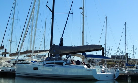 41ft Pogo 12.50 Cruising Monohull Rental In Taussat, France