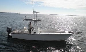 27' Ocean Master Boat In Panama City