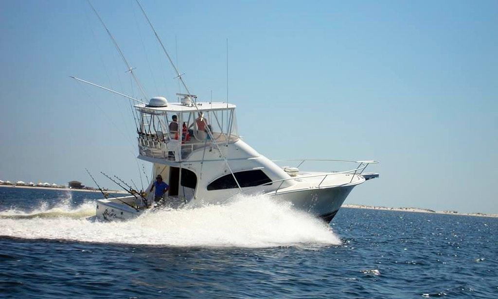 41 39 sport fisherman in pensacola beach florida united for Pensacola deep sea fishing