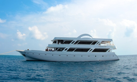 Ocean One Maldives Charter