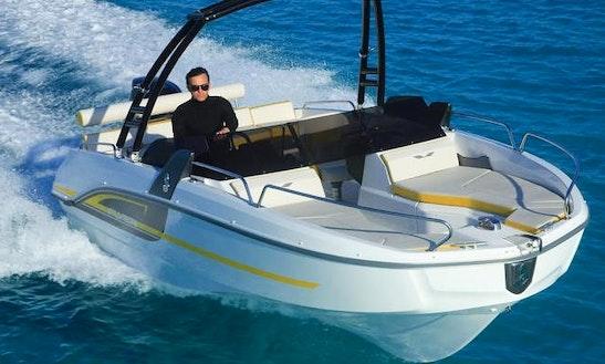 Flyer 6 Sportdeck Boat For Rent In L'escala