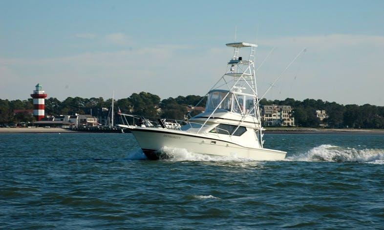 "38' ""Integrity"" Sport Fisherman in Hilton Head Island, South Carolina United States"