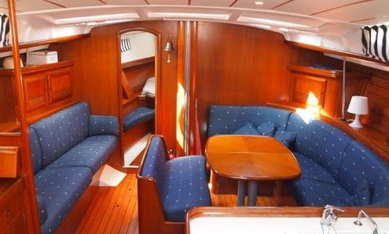 Beneteau Oceanis 473 Yacht Charter In Mallorca