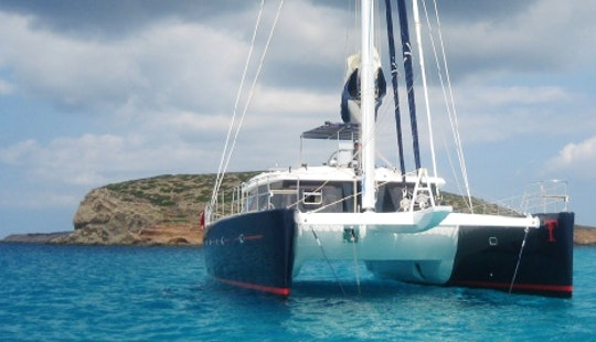 Skippered Charter - Sun Reef 62 Yacht In Mallorca