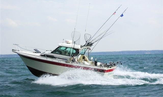 Sport Fisherman Fishing Charter in Mansfield