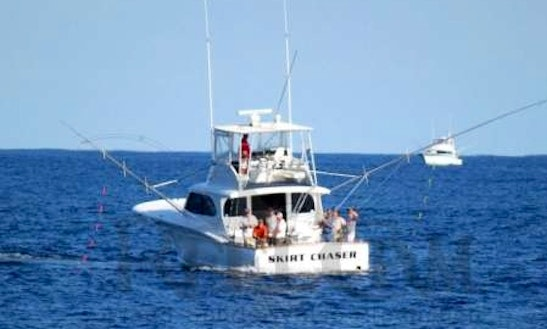 Fishing Charter On 55ft