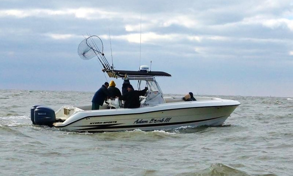 Enjoy fishing in cape may new jersey with captain adam for Cape may fishing charters