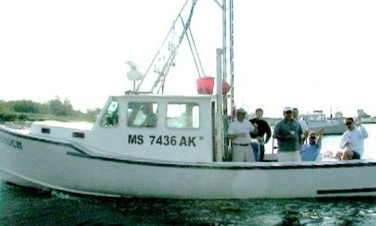 Fishing Charter On 30ft