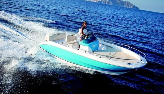 Boat Rental Of Sessa Key One In Catalunya