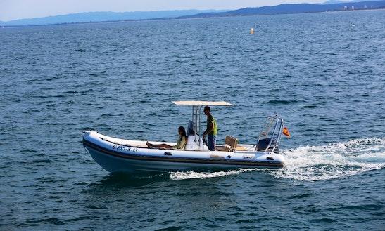 Inflatable Boat Bwa Sixone In Catalunya