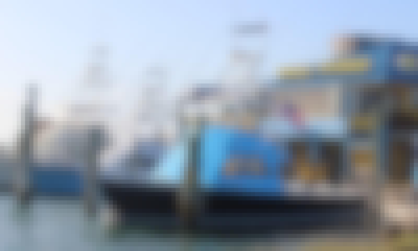 "Fishing Charter On 40ft ""Reel G"" Yacht In Islamorada, Florida"