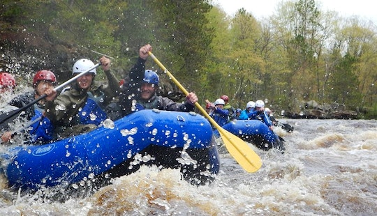 Whitewater Rafting In Vermillion