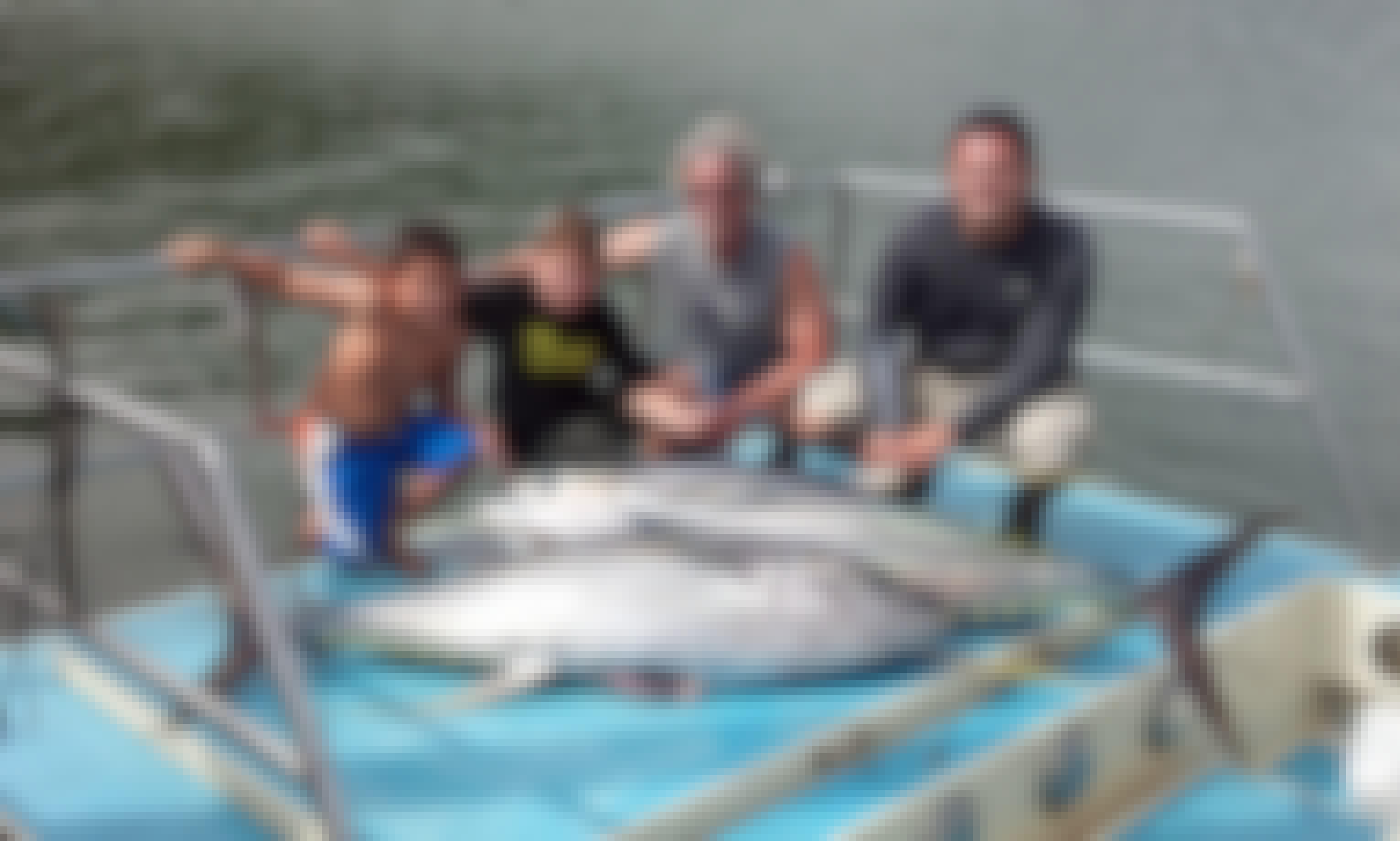 """Fishing Charters On 30ft """"Ho'o Maika'i"""" Trawler In Līhuʻe, Hawaii"""