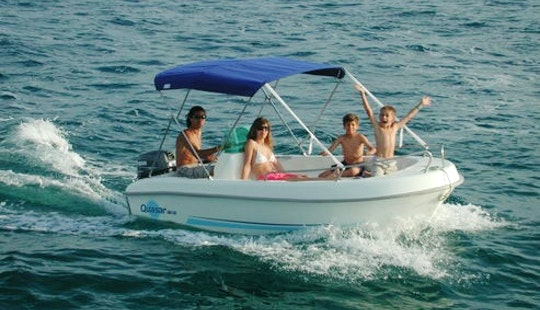 Quasar 405 Lux Rental In Roses