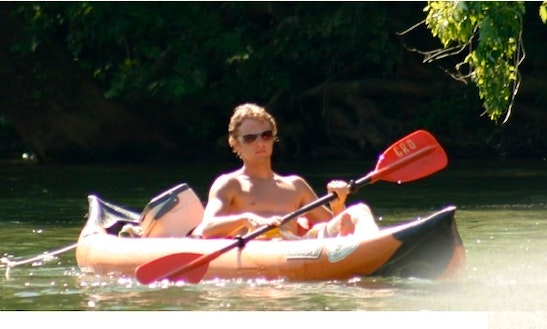 Kayak Trips On Current River