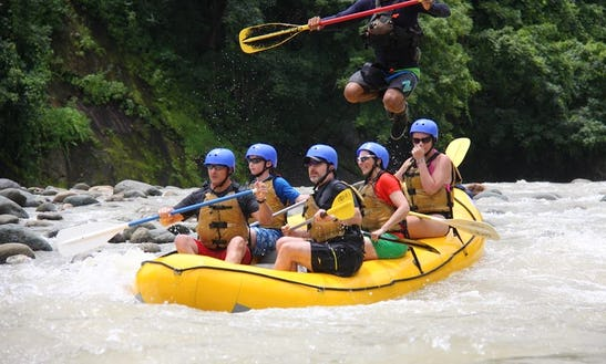 White Water Rafting Manuel Antonio, Costa Rica