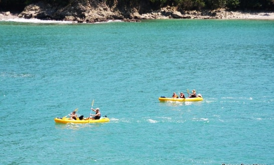Snorkeling & Kayaking Manuel Antonio, Costa Rica