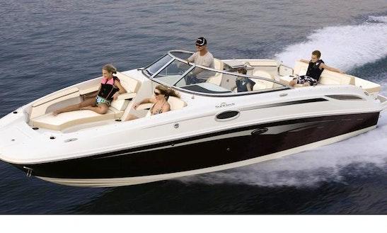 Rent Luxury Boat