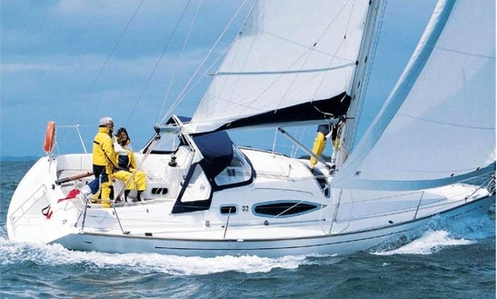 Kirie Feeling 32 Cruising Monohull Rental In Baden, France
