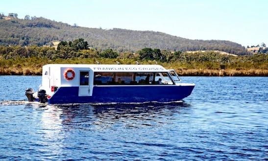 Eco Cruises In Port Huon