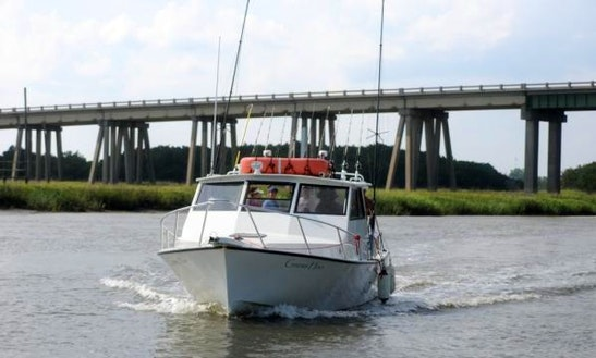 Fishing Charter In Savannah