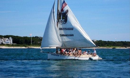 Charter 34' Sailboat In Barnstable, Massachusetts
