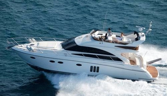 Elegant M/y Merry Time Princess 54ft In Phuket