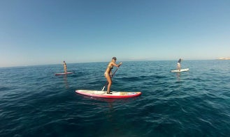 Stand Up Paddle Lesson In Adeje