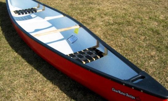 Canoe- Kingston- Ahoy Rentals