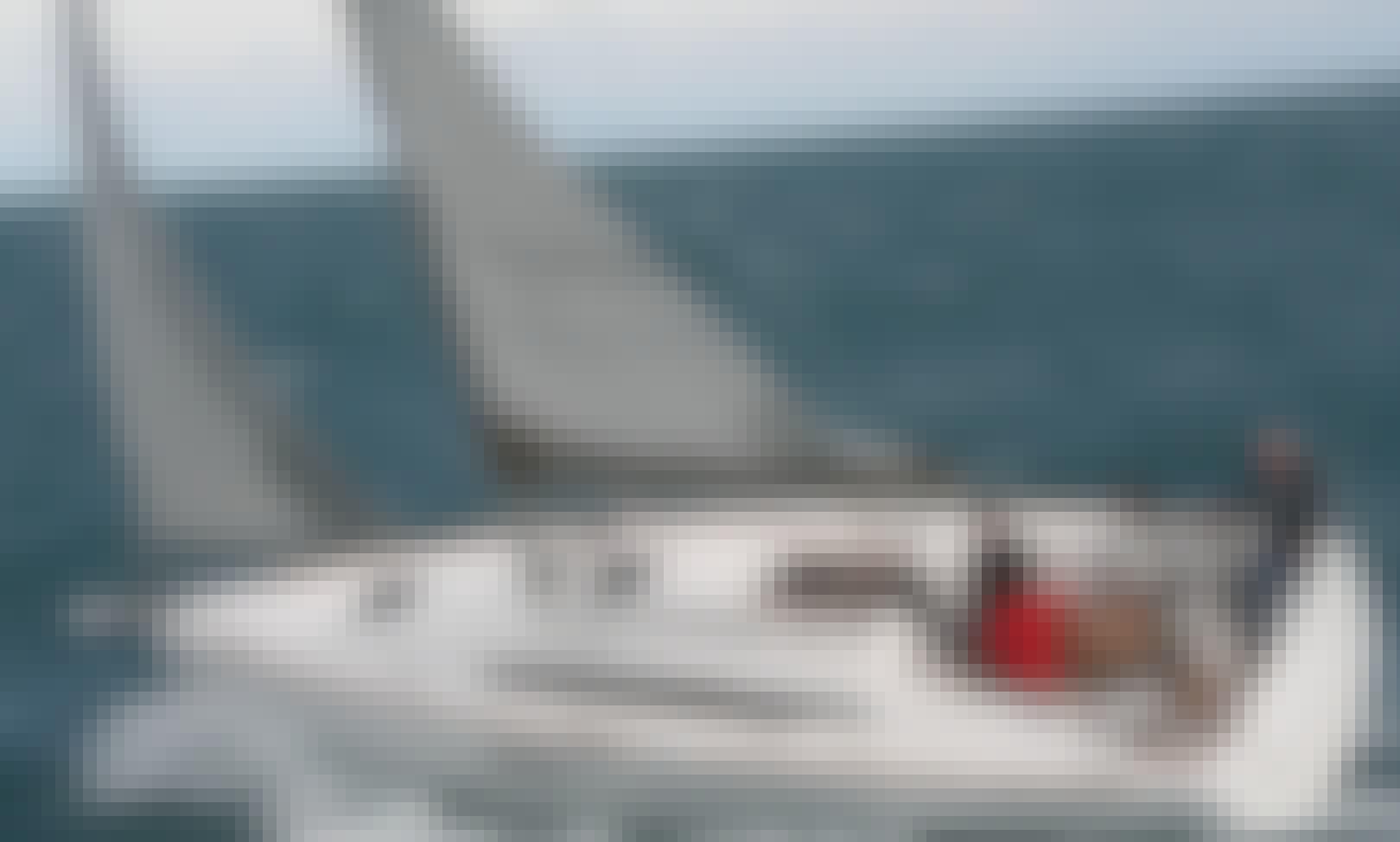 Cruising Monohull Luxurious Sun Odyssey 349 Charter In Nieuwpoort, Belgium