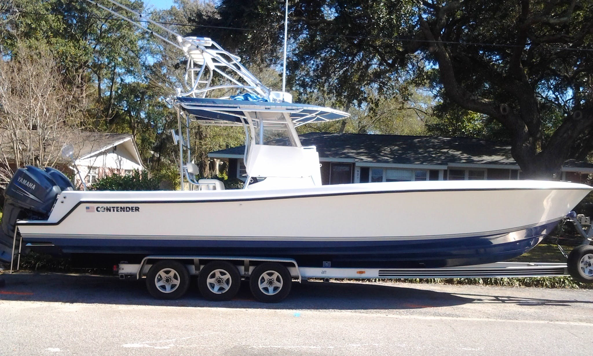 31ft Contender Fishing & Dive Charter In Mt Pleasant, South Carolina