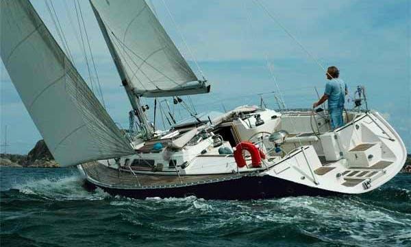 Charter Sun Odyssey 51 Yacht In Messolonghi