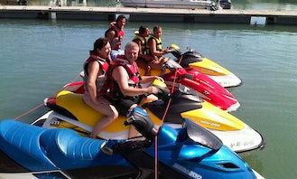 Rent a Sea-Doo Personal Watercraft in Calp
