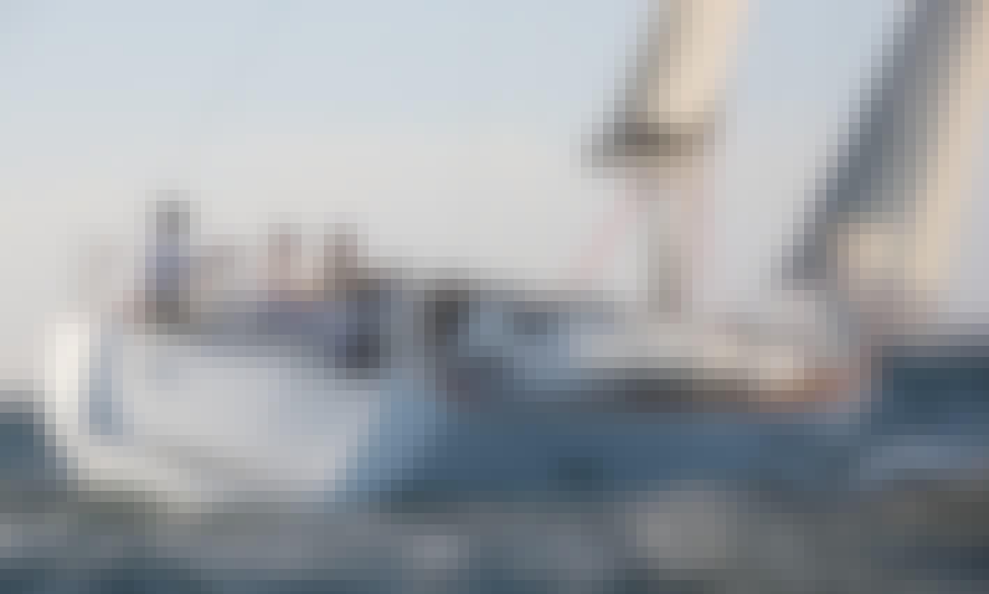 Luxury Cruiser Sun Odyssey 409 Charter In Nieuwpoort, Belgium