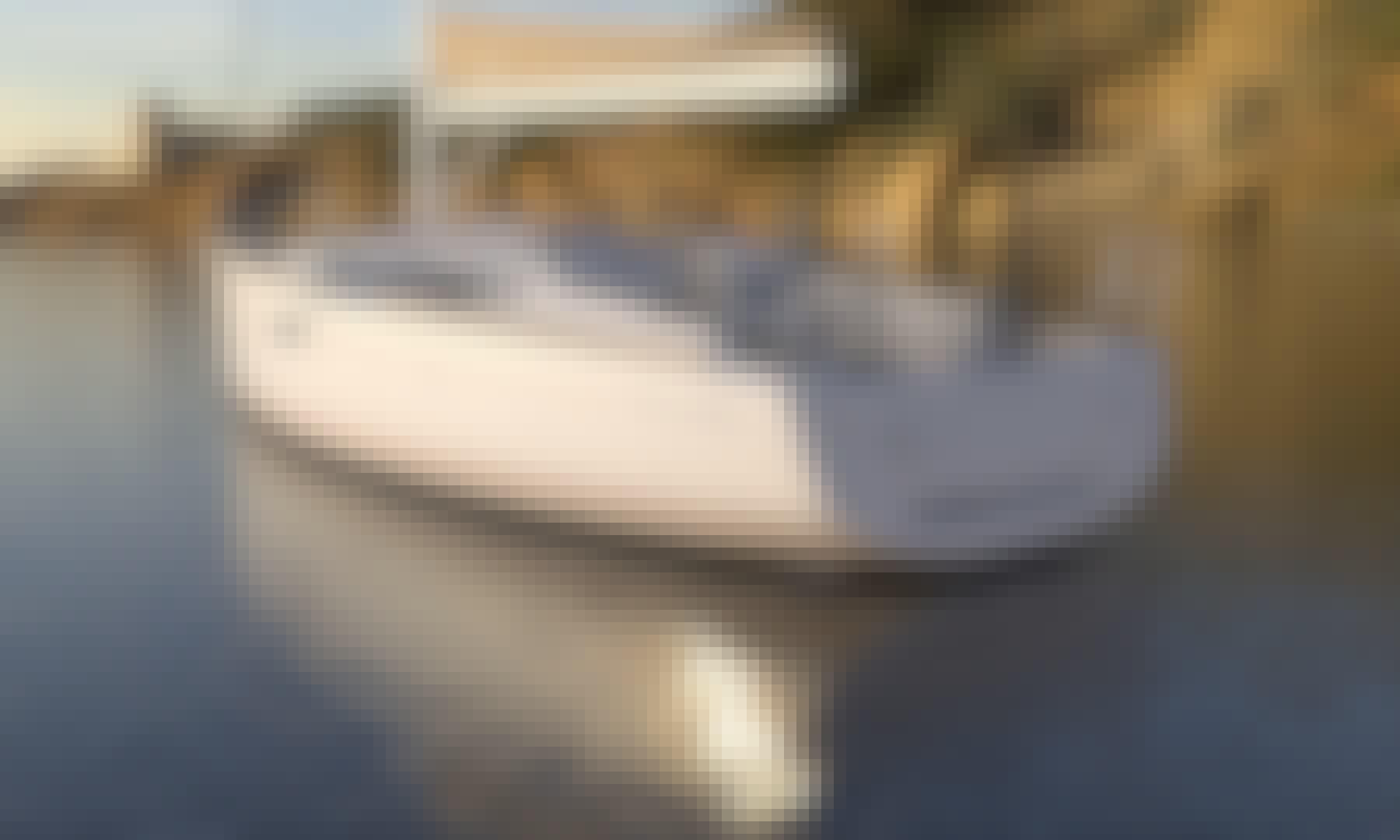 Luxury Cruising Monohull Sun Odyssey 379 Charter In Nieuwpoort, Belgium