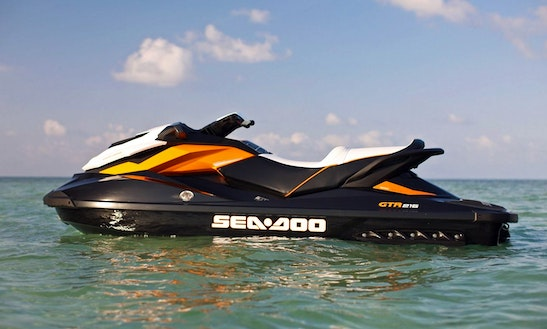 Full Day Sea-doo Jet Ski Rental In Ibiza